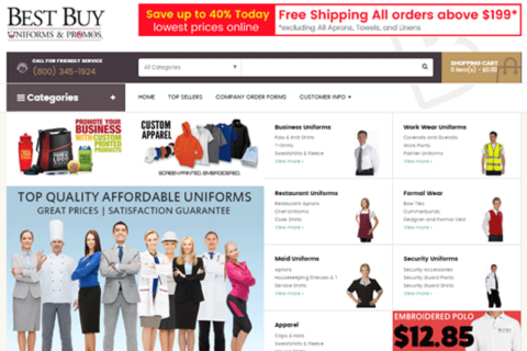 Prestashop Website Design, Developmet & SEO